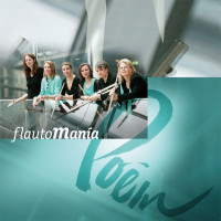 CD-Cover Flautomania - 'Poem'
